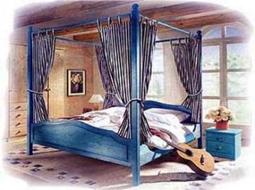 himmelbett malte dahlhaus kiefer verschiedene farben himmelbetten. Black Bedroom Furniture Sets. Home Design Ideas