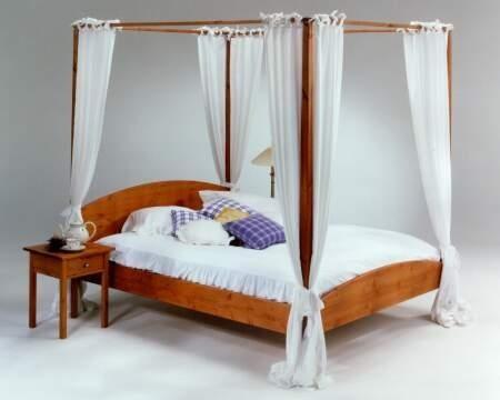 himmelbett stockholm dahlhaus kiefer verschiedene farben himmelbetten. Black Bedroom Furniture Sets. Home Design Ideas