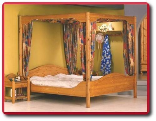 himmelbetten preisvergleiche erfahrungsberichte und. Black Bedroom Furniture Sets. Home Design Ideas