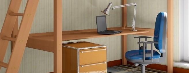 Schreibtischplatte dahlhaus buche alle farben kleinm bel for Schreibtischplatte buche
